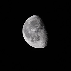 Lune (25-07-2016) (Werny Michael Photographie) Tags: satellite 7dmarkii moon lune nuit astronomie astrophotographie