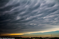 July 21 2016 Mammatus (Dan's Storm Photos & Photography) Tags: thunderstorm thunderstorms thunderhead anvil anvils mammatus mammatusclouds mammatusdisplay severethunderstorm severethunderstorms sky skyscape skyscapes weather nature landscape landscapes
