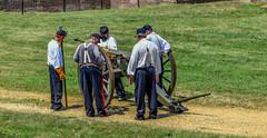 Fort-Washington-71 (vaabus) Tags: fortwashington fortwashingtonmaryland fortwashingtonpark bastion casemate cannon 24poundercannon caponniere civilwardefensesofwashington fortification