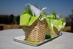 SOMMAR 2015 (dididumm) Tags: summer apple pear green white sunshine decorations deko dekoration sonnenschein weiss grn birne apfel sommer sommar2015 ikea