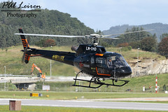 Helitrans - LN-OMD - 2016.08.10 - ENZV/SVG (Pål Leiren) Tags: stavanger sola norway svg enzv flyplass airport planes plane planespotting aviation aircraft runway rw airplane canon7d 2016 airliner jet jetliner august august2016 helitrans lnomd helicopter nordenfjeldske luftfart nordenfjeldskeluftfart eurocopter as350b3