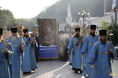 22. Meeting of the Svyatogorsk Icon of the Mother of God / Встреча Святогорской иконы в Лавре