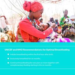 World Breastfeeding Week 2016 (UNICEF Ethiopia) Tags: health breastfeeding nutrition children childrights childsurvival wbw 2016 infants infantnutrition mother moh fmoh