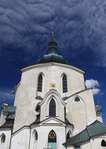 Kostel svatého Jana Nepomuckého