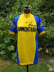 Gelati Sammontana (akimbo71) Tags: maglia maillot jersey fahrradtrikot cycling cyclisme proteam equipe