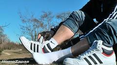 Adidas Top Ten Hi [2010] (foto 30) (HomoZapas) Tags: homozapas zapatillas sneakers baskets adidas deportivas zapas topten toptenhi tenis zapatillasdeportivas shoes turnschuhe scarpe chaussures кроссовки espadrilles calcetines socks chaussettes socken