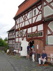 Hessenpark (Yvonne IA) Tags: germany hessenpark freilichtmuseumhessenpark bakery mandelhrnchen marzipan