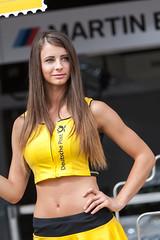 2016_09_11_845446_ThomasRoth.jpg (thomasroth84) Tags: deutschetourenwagenmasters promotionmodel nrburgring gridgirl dtm
