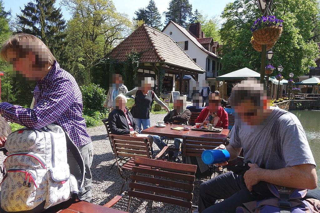 Externsteien - Velmerstot Mai 2015