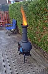 Kilmarnock In Flammen (Bricheno) Tags: kilmarnock ayrshire bricheno decking stove woodburner scotland escocia schottland cosse scozia esccia szkocja scoia