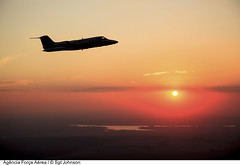 Lear Jet (Força Aérea Brasileira - Página Oficial) Tags: jet lear gateslearjet35a eta6 fotojohnsonbarros u35a