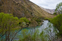 in the wilderness (sixthofdecember) Tags: travel trees newzealand mountains tree water river outside outdoors nikon roadtrip southisland tamron tamron18270 nikond5100