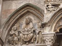 Ferrara (fulvio timossi) Tags: italia cathedral roman madonna saints emilia ferrara duomo santi paradiso romanico cattedrale gotico facciata beati giudiziouniversale abramo goticoromanico