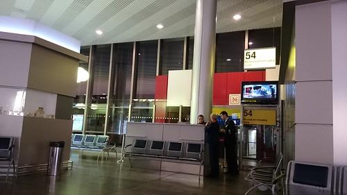 Gate 54 at Terminal 5