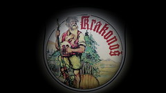 Biere der Brauerei: Krakonoš 10° hell , Krakonoš 10° dunkel , Krakonoš ležak 11° hell , Krakonoš ležak 12° hell , Krakonoš speciál 14° hell (gerhard_hohm) Tags: restaurant tschechischerepublik krakonoš elberadweg pivovar ceskárepublika nemojov ostböhmen restauracenemojov
