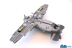 F-06 SkyRazor (THE BRICK TIME Team) Tags: world clouds airplane war lego aircraft wwii corsair skyfi sylon