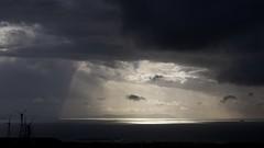 Tarifa, 28.11.14 (Jos Rambaud) Tags: africa sunset sky seascape storm rain clouds skyscape atardecer lluvia europa cloudy morocco cielo nubes tormenta cloudscape tanger tarifa straitofgibraltar estrechodegibraltar