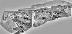 Pachuca hillside