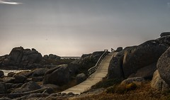 O Grove (Victoriano Rivero) Tags: ocean sea espaa naturaleza lake beach water rio azul ro river lago mar agua nikon photographer jose fuente playa galicia galiza fotos reflejo fotgrafo transparente fotografa fotografias fuerza ra d90 losada nikond90 joselosada