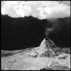 Wai-O-Tapu (Jopper.Photo) Tags: newzealand rotorua steam northisland geyser taupo volcanic thermal waiotapu ladyknox thermalwonderland ladyknoxgeyser thermalexplorerhighway