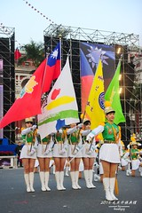 LOI_3770-2 () Tags: school color girl high guard band honor marching taipei  tfg
