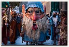 La tronca (Otra@Mirada) Tags: teatro navidad fiesta zaragoza marionetas muñecos cabezudos guiñol tronca