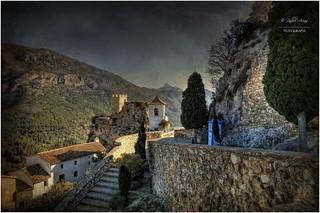 (033/15) El Castillo de Guadalest