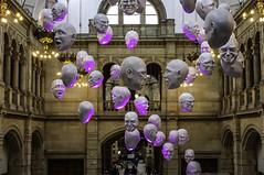 The Heads 001 (Just Photographs) Tags: art museum scotland gallery glasgow heads kelvingrove pentaxkr brianmcdiarmid
