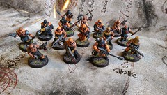 The Pyre Chaos Cultists (Latro_) Tags: chaos 40k pyre cultists