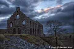 Ynys y Pandy Slate Mill (angeladj1) Tags: wales north derelict ynysypandyslatemill