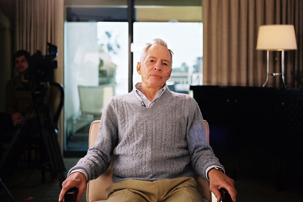 On HBO Documentary 'The Jinx,' ROBERT DURST Says He 'Killed Them All'