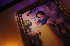Princess Fairytale Hall (MediumHero6) Tags: world new portrait white snow fairytale hall mine princess florida magic parks kingdom disney wdw waltdisneyworld walt meet mk greet fantasyland disneyparks