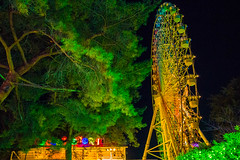 Ferris Wheel /  (ke.fzzy) Tags: wheel japan ferris   osaka hirakata     hirapa