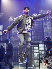 Chris Brown - Joe Louis Arena - Detroit, MI - Feb 15th 2015