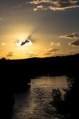 (Claudia van Kouwen) Tags: sunset espaa field clouds canon landscape spain wolken campo toro nube spanje acre agro canon650d
