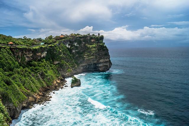 Uluwatu Sea Temple | Bali | Indonesia