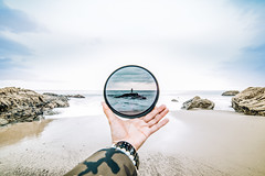 Wash (mikecherry) Tags: california beach malibu filter density neutral 14mm samyang nd8 nd4 145mm rokinon nd32 leocarillio wonderpana