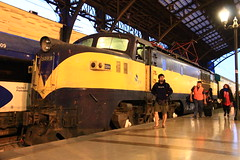 3209 (Domingo Kauak) Tags: chile santiago train tren italia south sofía rail sur locomotive loren breda alameda locomotora gai temuco ferrocarril e32 3209 terrasur marelli temucano