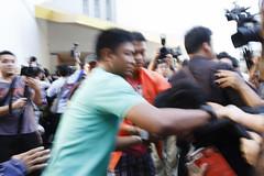 20150214-เลือกตั้งที่ลัก -68 (Sora_Wong69) Tags: people thailand bangkok protest police liberalism activist politic assembly coupdetat nonviolenceaction supportelection