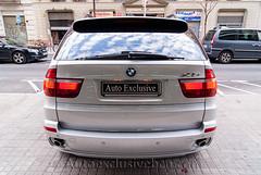 BMW X5 -Xdrive 3.0d - 7 Plazas (Auto Exclusive BCN) Tags: barcelona auto 7 tienda plata plazas bmw negra exclusive 30d x5 exposicin piel titanio xdrive autoexclusivebcn autoexclusive