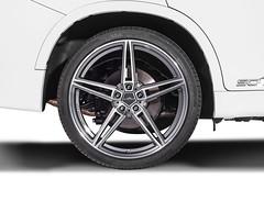 X6 by AC Schnitzer (AC Schnitzer) Tags: 6 suspension interior interieur wheels sac performance x f16 bmw ac suv tuning upgrade exhaust sav schnitzer auspuff x6 aerodynamics felgen acschnitzer fahrwerk aerodynamik shnitzer leistungssteigerung