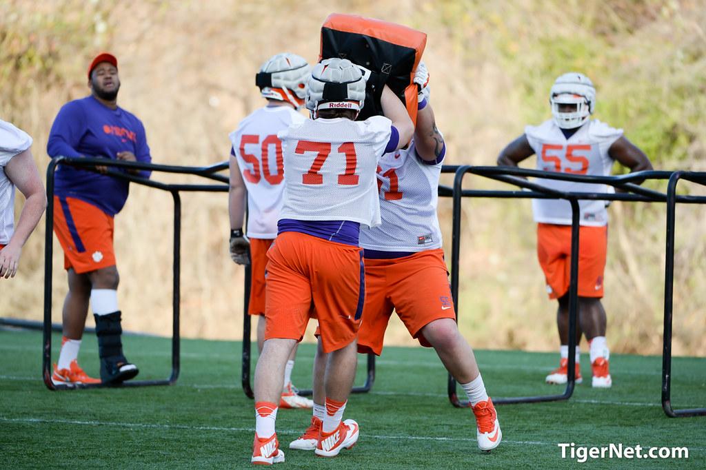Clemson Photos: 2015, Football, practice, Noah  Green