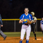 Dreher Softball vs Lower Richland