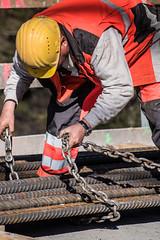 Work at Taminabrcke (smART.photography) Tags: bridge work switzerland working brcke bau bauarbeiten tamina bauarbeiter pffers bogenbrcke brckenbau strabag taminatal taminabrcke lehrgerstbau