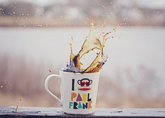 Paul Frank Coffee Splash (HugsNotDrugs11385) Tags: splash paulfrank julius coffeesplash
