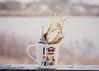 Paul Frank Coffee Splash (HugsNotDrugs11385) Tags: splash paulfrank julius coffeesplash