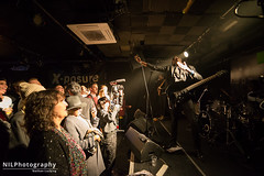 Songhoy Blues @ the Barfly Camden 23/02/15 (NILPhotography:) Tags: musician music london concert nikon barfly guitar camden live gig band photojournalism singer mali guitarist xfm xposure d600 mamaco nathanlucking songhoyblues musicinexile nilphotographysamyag14mmf28
