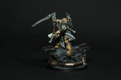 Mortarion (AdmGR) Tags: painting miniature model reaper gaming warhammer wargame tabletop warhammer40000 warhammer40k gamesworkshop wh40k mortarion forgeworld deathguard primarch horusheresy warhammer30000 warhammer30k mortaionthereaper