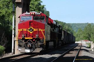 LV 8104, 591-20, Elizabeth, PA. 5/20/2012