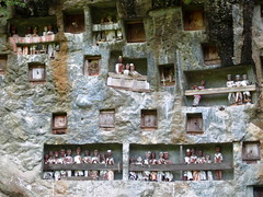 Statues of the Dead in Toraja